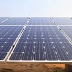 solar electricity plant